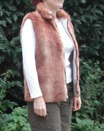 Photo of Faux Fur Gilet