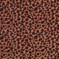 Photo of New Leopard fleece fabric