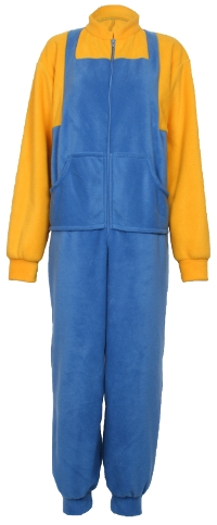 Photo of Fleece Minion Onesie